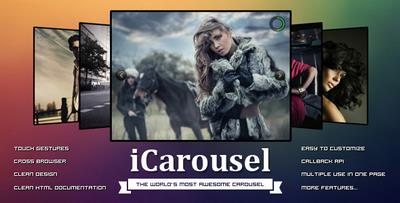 iCarousel - jQuery Slider