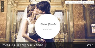 Moreno Responsive Wedding WordPress Theme