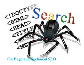 On Page and Technical SEO