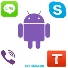 Free Android Calling Apps