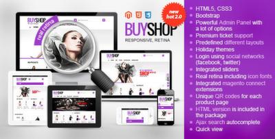 Buyshop Magento Theme