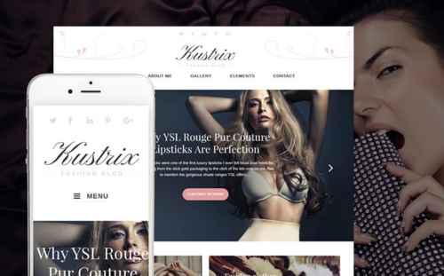 Style Blog WordPress Theme
